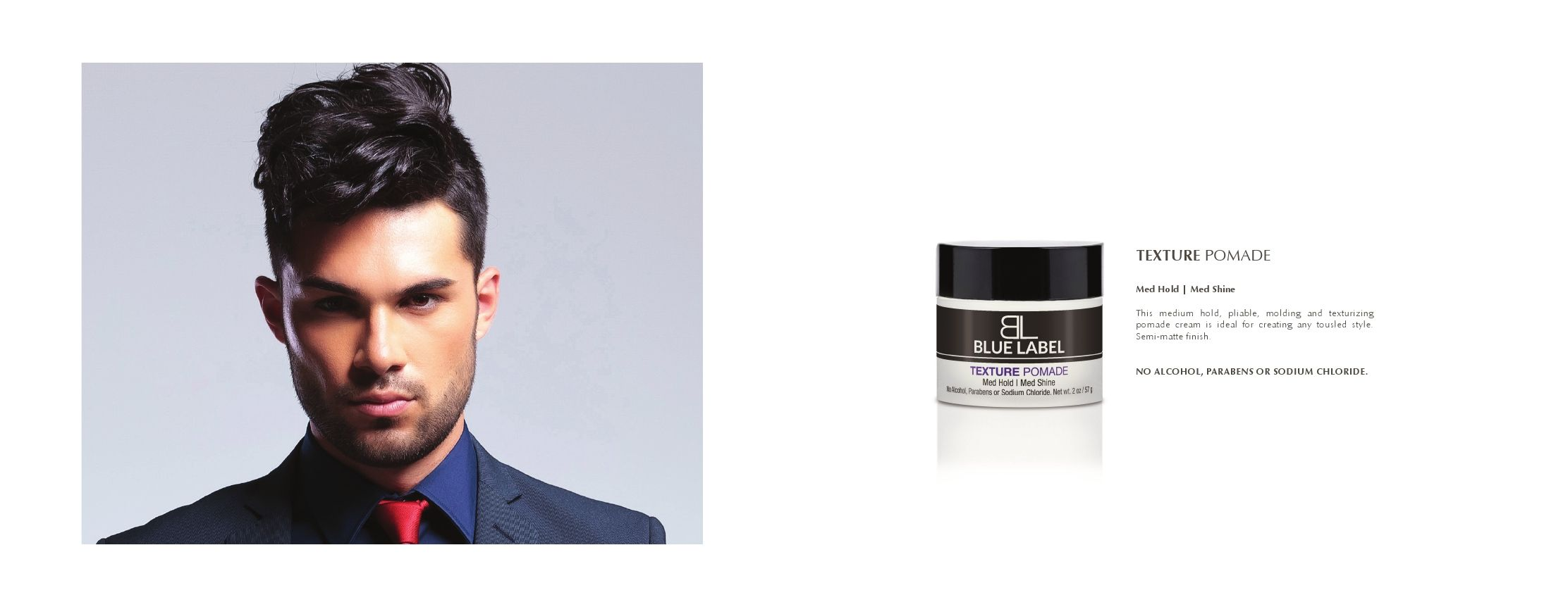 texture pomade men's hair products Mens pomade, Mens