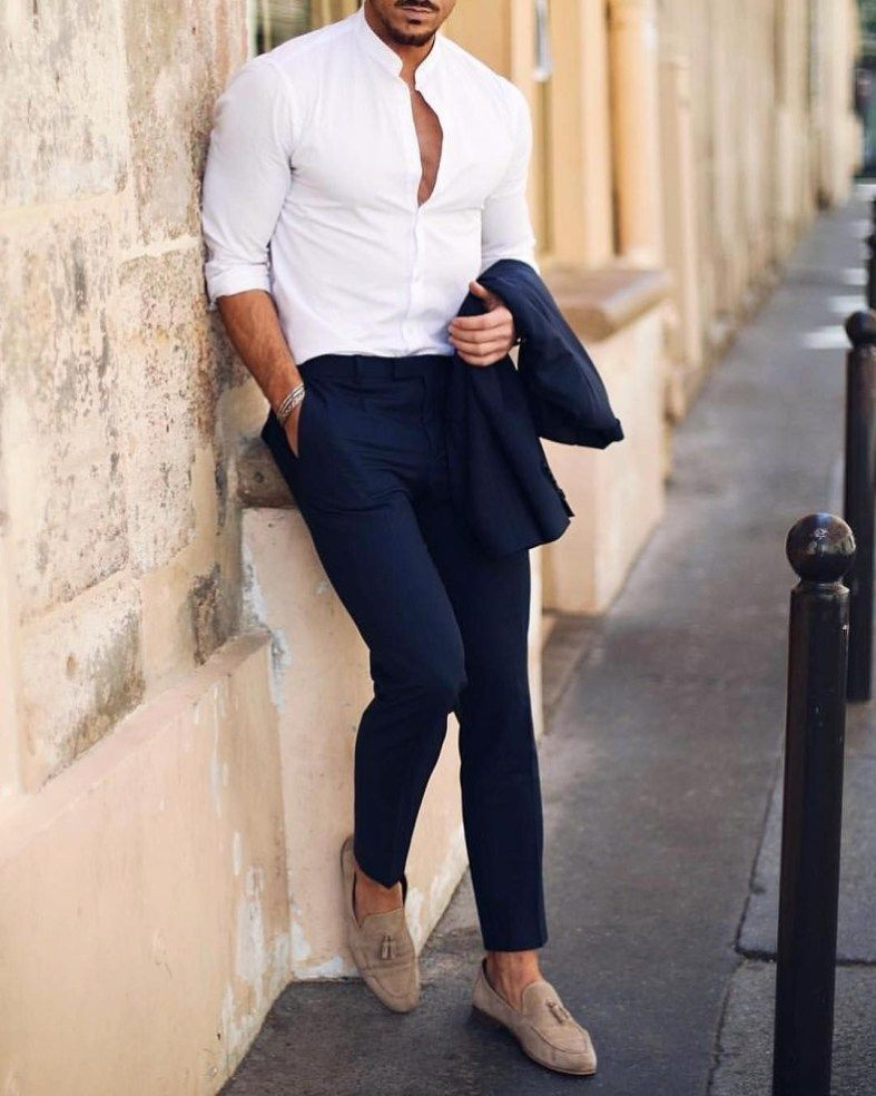 46 Amazing And Cozy Casual Business Outfit For Men Him