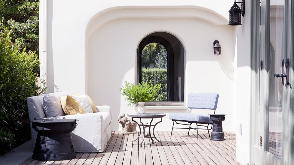 Home Tour: A Light, Bright, and California Cool Space | Bright ...
