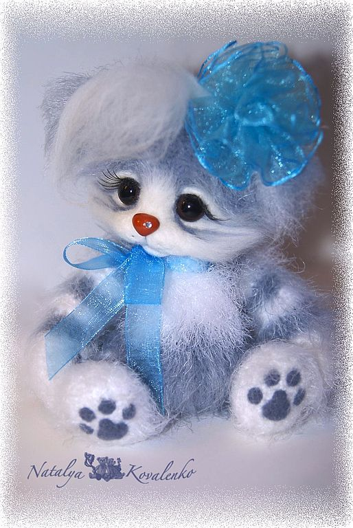 Кошечка Софи | Knitting Amigurumi toys | Amigurumi ...