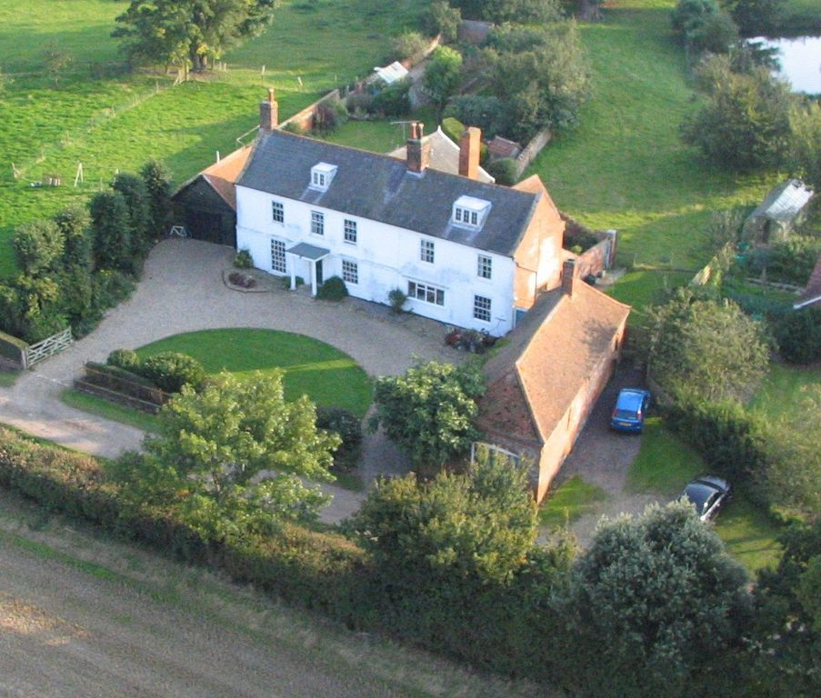 Honeypot Cottage Falkenham