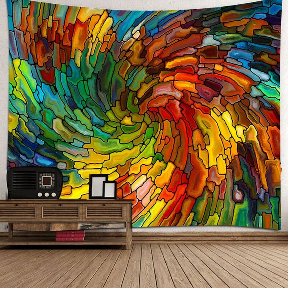 3d fantasy abstract tapestry abstract tapestry art