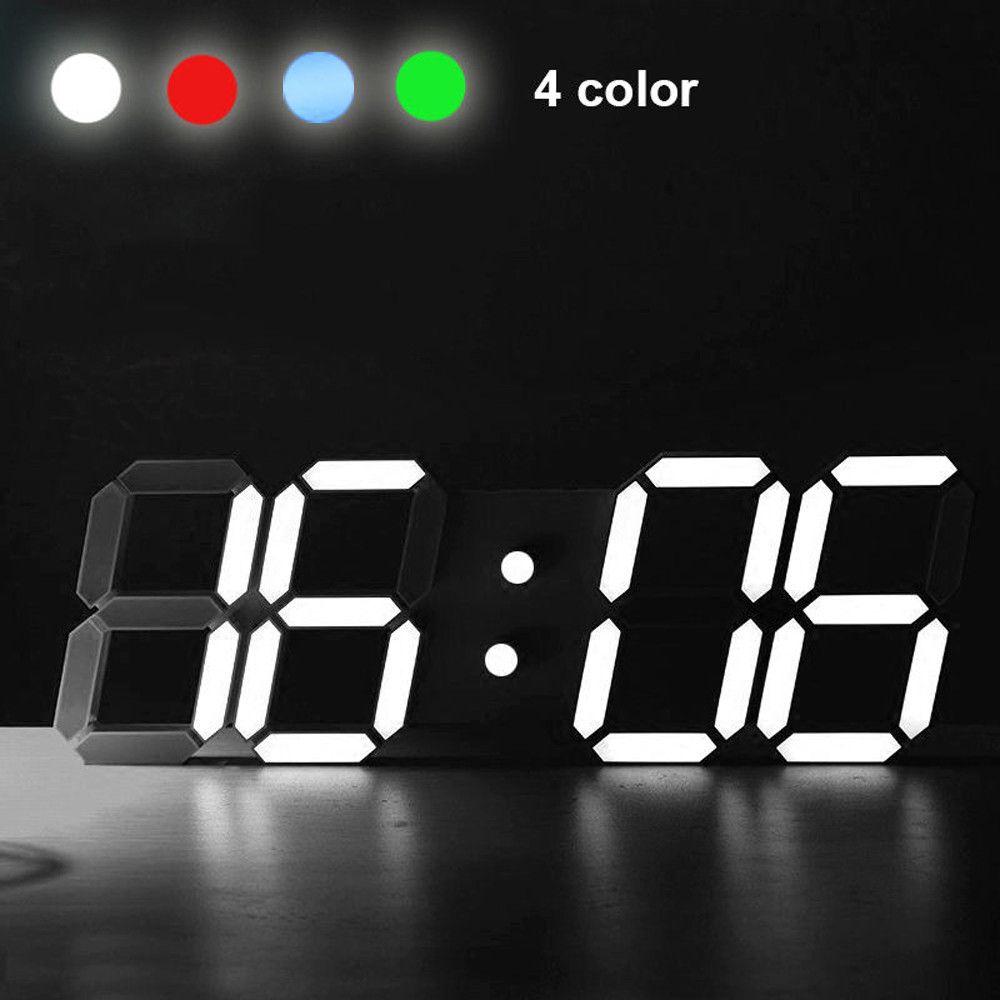 digital office wall clocks digital. Awesome Large LED Digital Wall Clock Time Display Office Clocks L