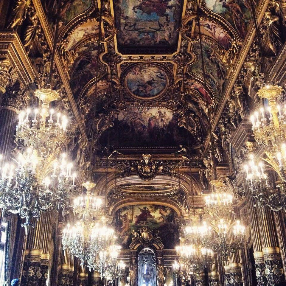 L'Opera Garnier | Cultival (@CultivalParis) | Twitter