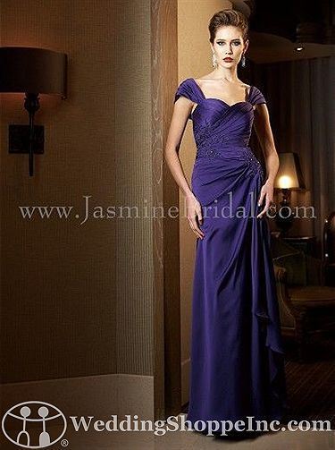 Jade Couture Mother of the Bride Dresses K4495