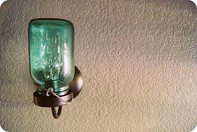 Canning jar light