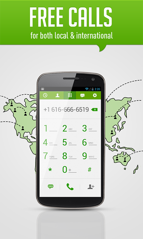 app to make free international calls on iphone