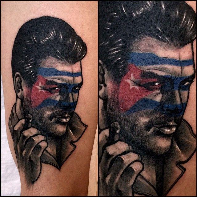 Che Guevara.Cuba.