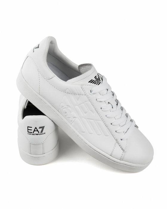 72a45272b2b Zapatillas Armani EA7 - Blancas Zapatillas Armani