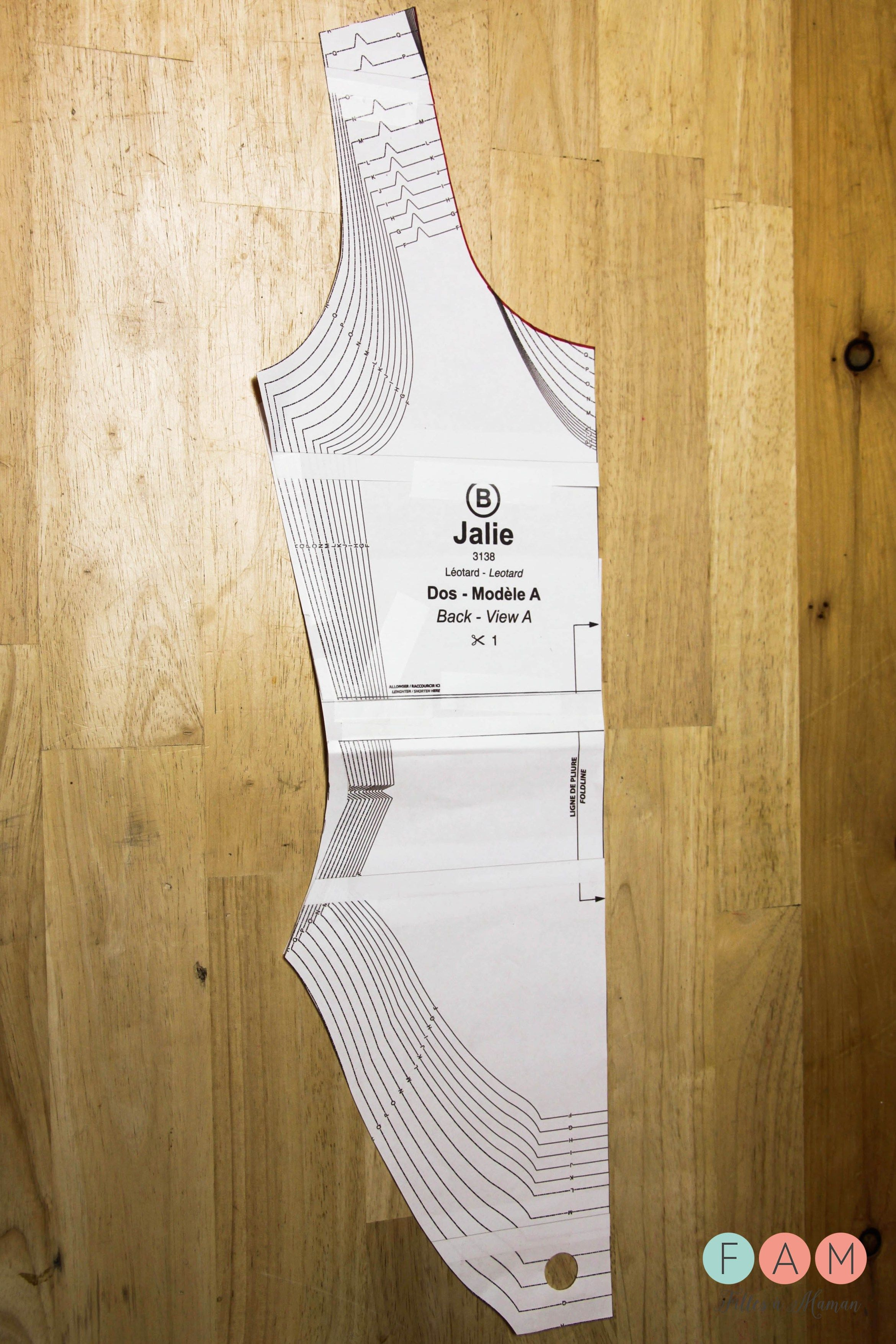Jalie 3138 leotard-How color block a leotard | Projects to try ...