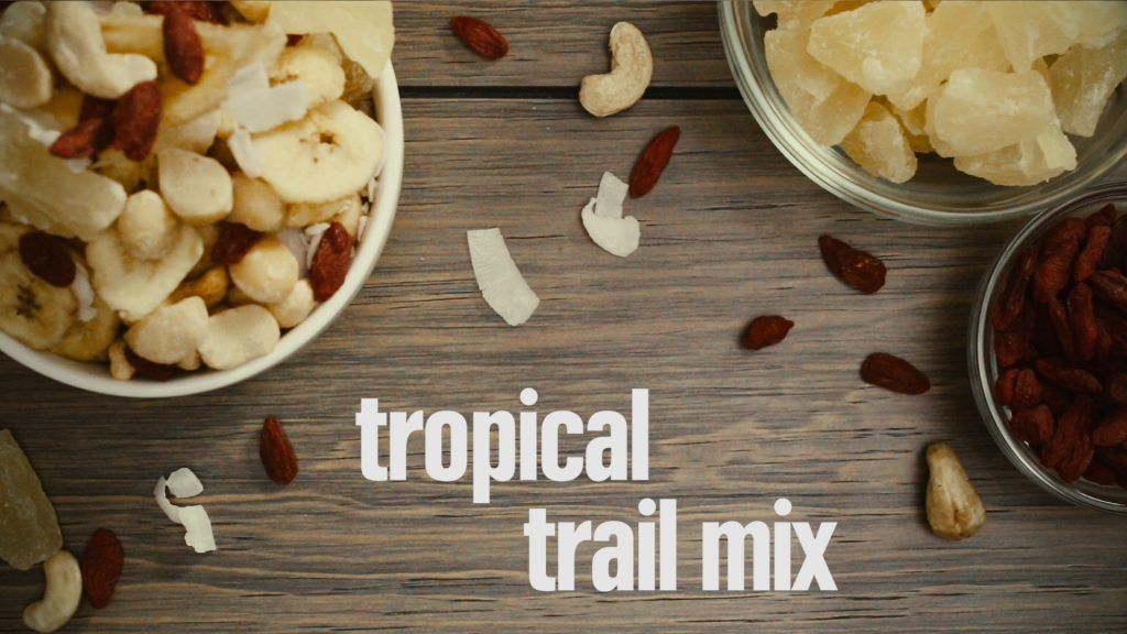 3 Homemade Trail Mix Recipes that arent GORP