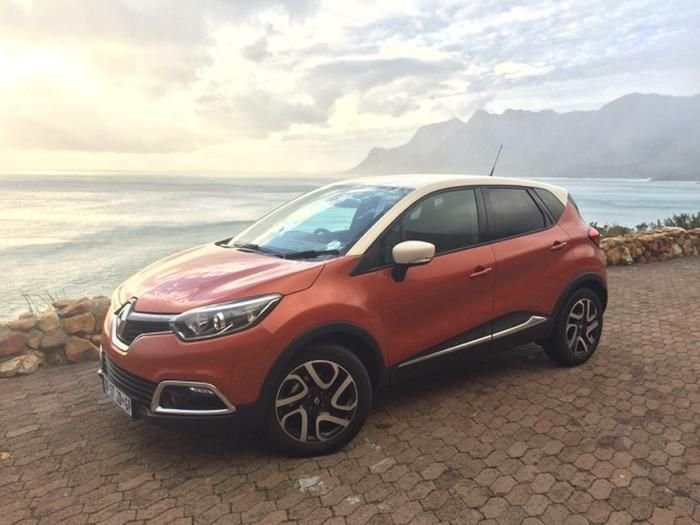 Rapture In A Renault Captur Renault Captur Renault Africa