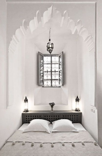 40 moroccan themed bedroom decorating ideas moroccan bedroom bedroom nook and nook. Black Bedroom Furniture Sets. Home Design Ideas