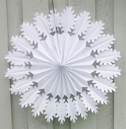Snowflake fan 1