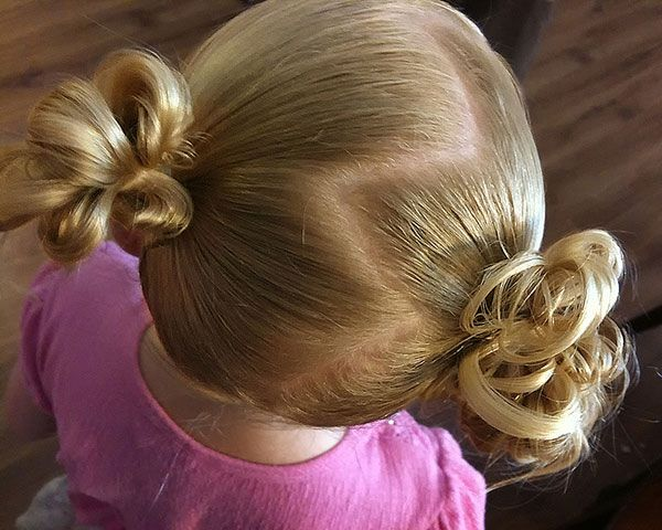 Inspirational Hairstyles For Slumber Party