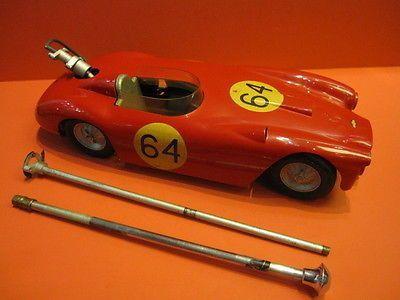 Mercury Lancia Ferrari D Race Car Ascari Mille Miglia  Fangio