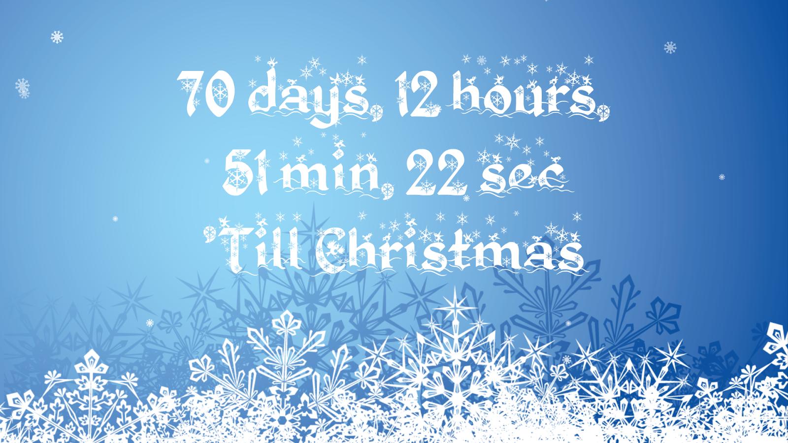 Christmas Countdown Screen Savers.Christmas Countdown Screensaver Christmas Day Countdown