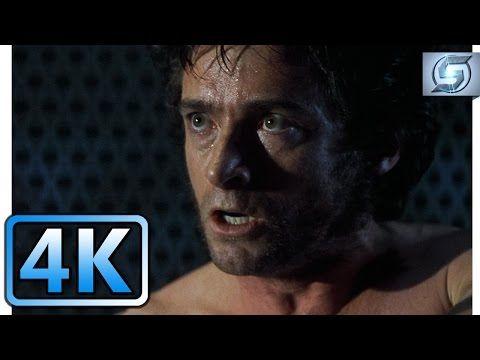 Wolverine Stabs Rogue   X-Men (2000)   4K ULTRA HD - YouTube