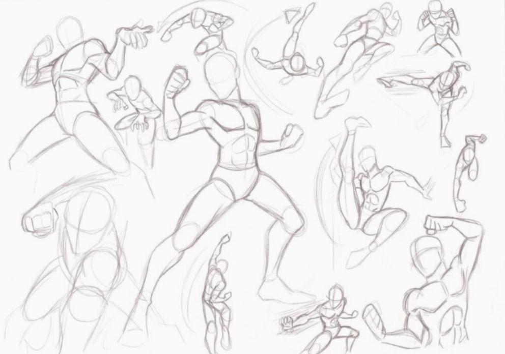 Anime Poses Fighting Anatomy Mha Myheroacademia Myheroacademiacosplay Anime Poses Reference Anime Poses Art Reference Poses