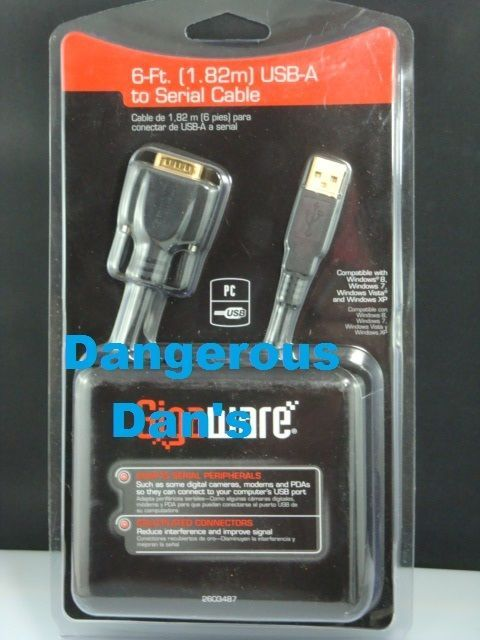 RADIO SHACK GIGAWARE USB TO SERIAL DRIVER
