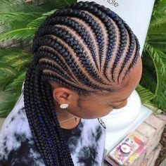 Trending cornrow hairstyles 2018