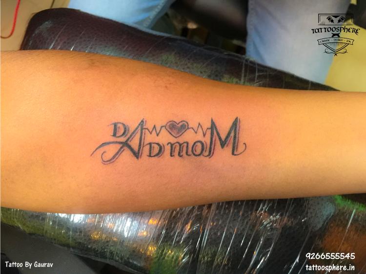 Home Tattoos, Pretty hand tattoos, Tattoo maker