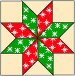 Quilt Magazine   Quilt Magazine » Blog Archive » QUILT#103 – The ... : christmas star quilt block - Adamdwight.com