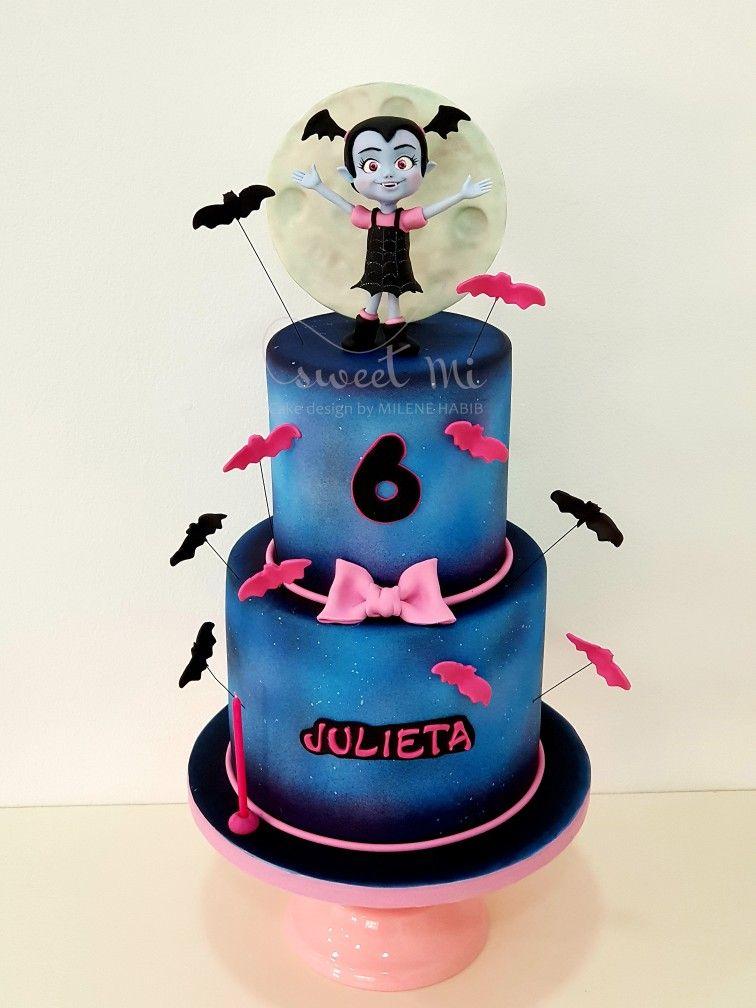 Vampirina Cake Ideas