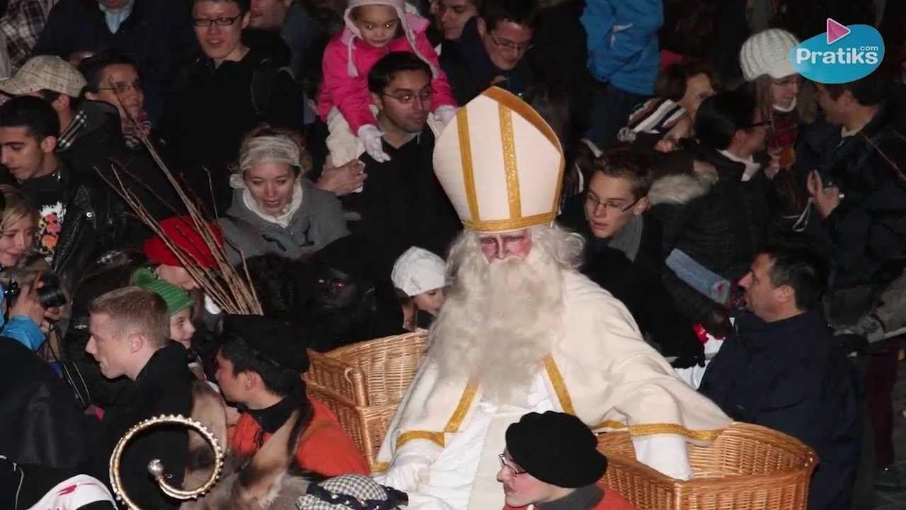 Histoire Qu Est Ce Que La Saint Nicolas Le 6 Decembre French
