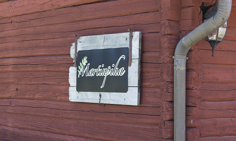 Martinpiha, Sign | by visitsouthcoastfinland #visitsouthcoastfinland #Finland #Lohja #martinpiha
