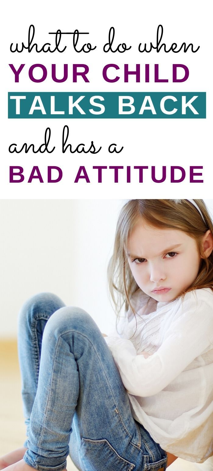 Photo of Positive Discipline: What To Do When Your Child Talks Back