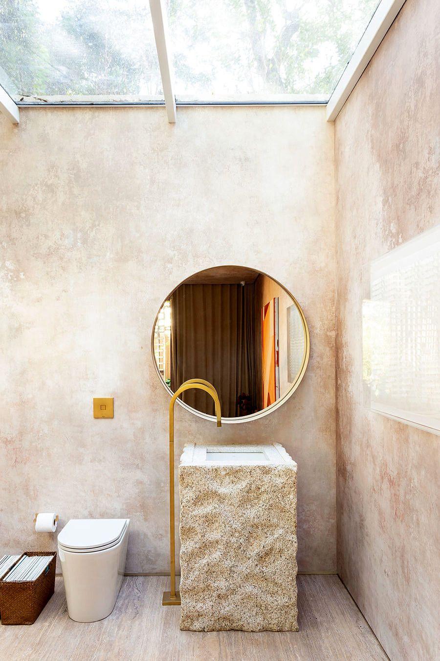 Casa da Árvore – CASACOR 2018 | Bathrooms | Pinterest