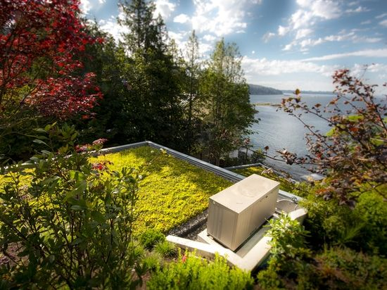 Zinco The Innovative Green Roof Manufacturer Has Developed The Urban Climate Roof A New System Build Up And Pioneering Solution To Green Roof Roof Climates