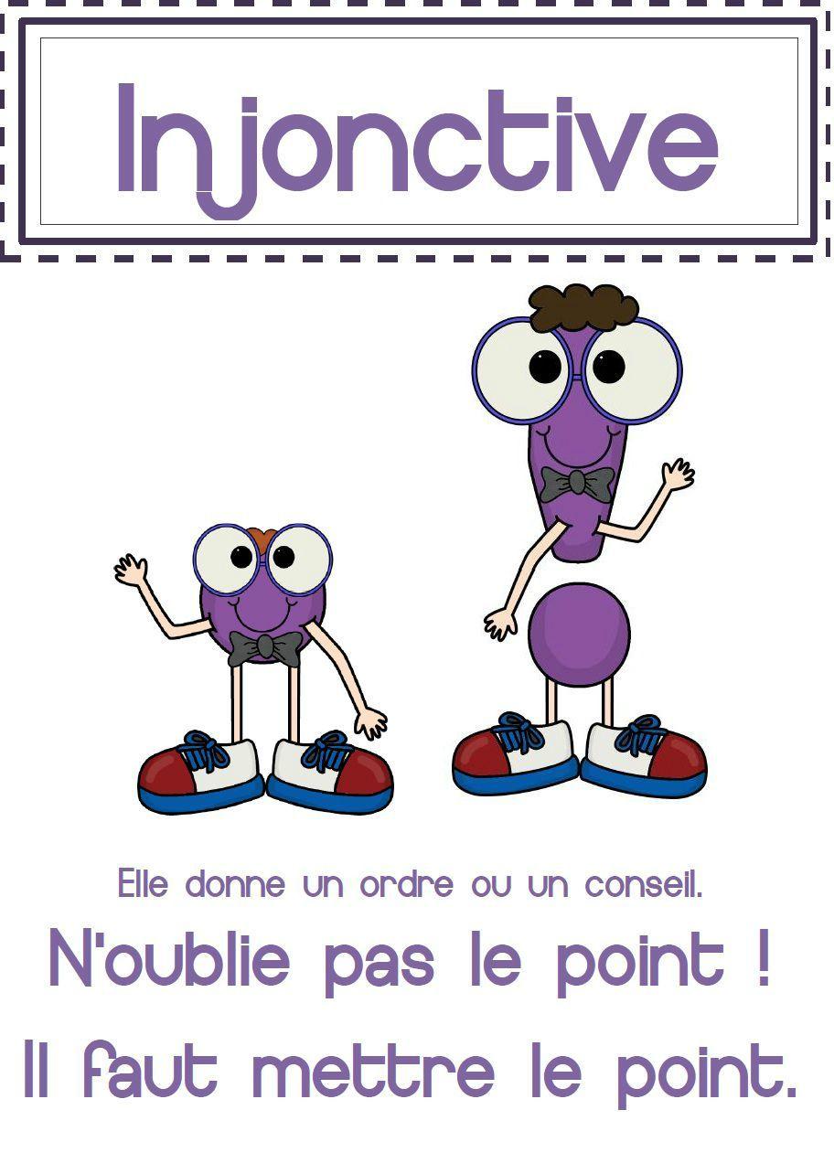 Des affiches rigolotes pour les types de phrases   Types de phrases, Exercice cm2 et Grammaire