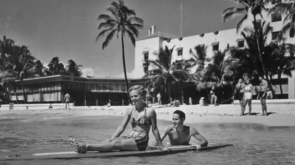 Vintage Hawaii Photos
