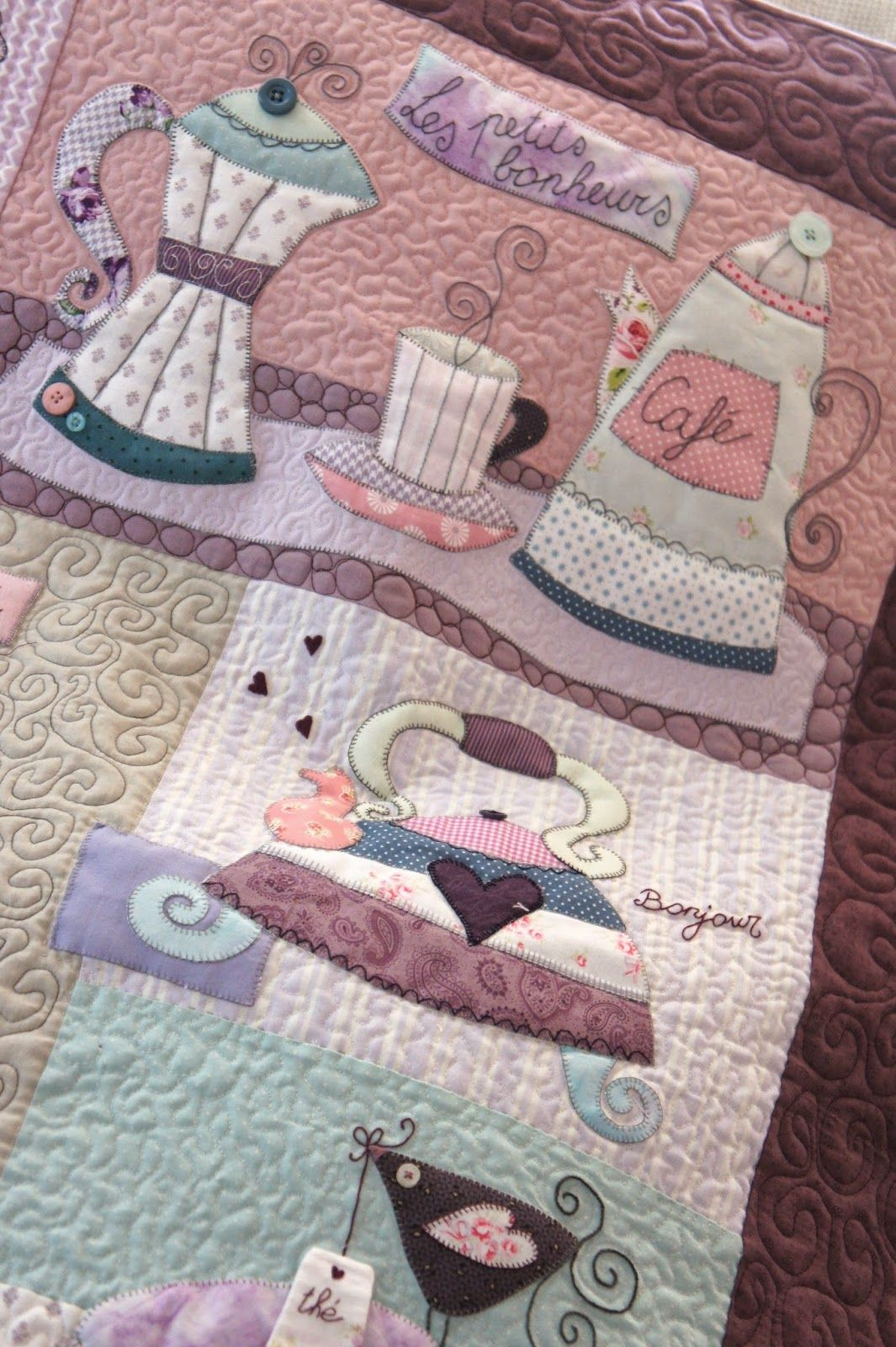 TWINKLE PATCHWORK: \