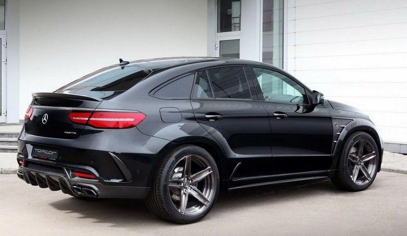 Mercedes Gle Coupe Preparado Por Top Car Mercedes Mercedes Benz
