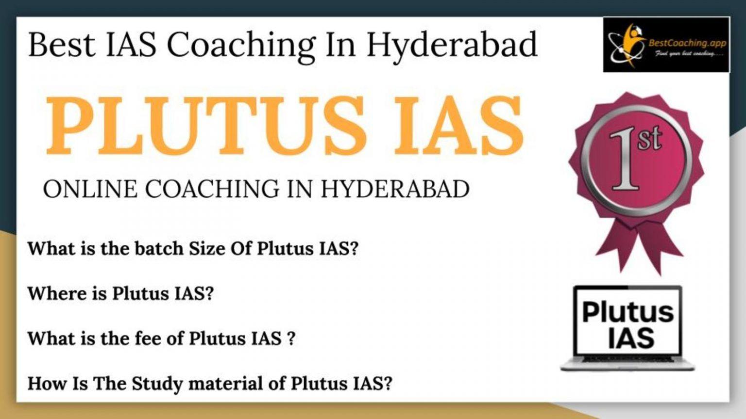Best 10 Ias Coaching Institutes In Hyderabad Ias Preparation In 2020 Coaching Online Coaching Hyderabad