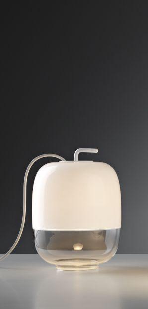 GONG lampade da tavolo catalogo on line Prandina illuminazione ...