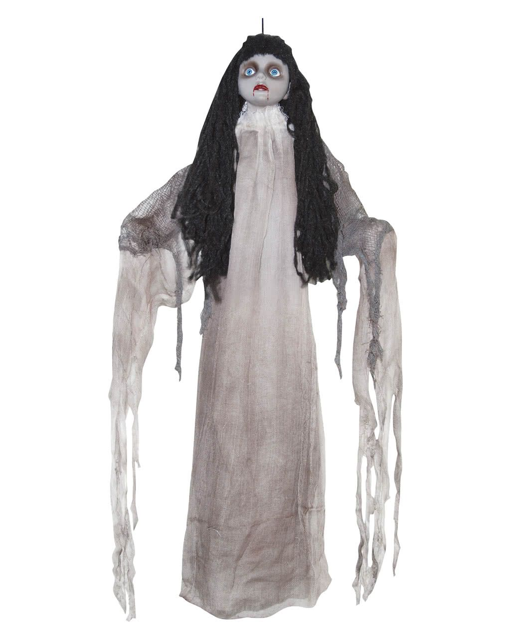 Figuren Shop 24 Graue Ghost Doll Hängefigur 86 Cm In 2018 Halloween Deko Figuren