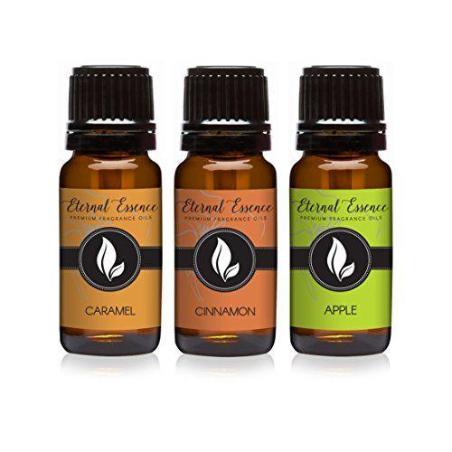 Trio (3) - Caramel, Cinnamon & Apple - Premium Fragrance ... https://www.amazon.com/dp/B076ZWWSFZ/ref=cm_sw_r_pi_dp_U_x_QHKDAbMCG7PGP