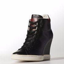 0a6e2a7e4b3d8 zapatillas adidas negras mujer con taco - Buscar con Google ...
