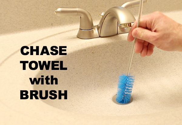How To Clear Clogged Drains The Family Handyman Bathroom Sink Clogged