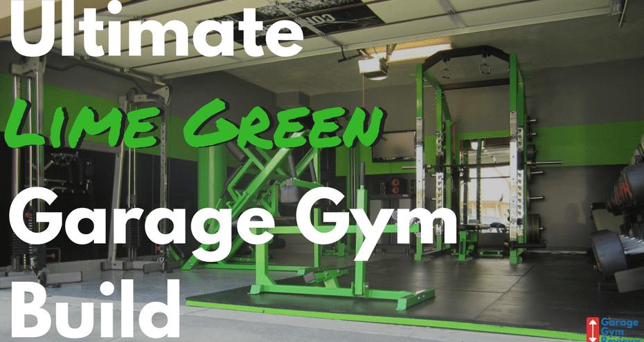 Diy outdoor weightlifting platform and rack backyard gym