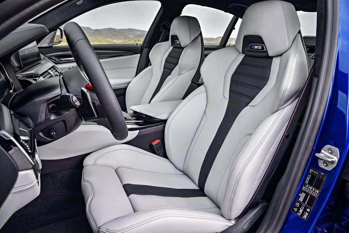 BMW M5 2018 intérieur | BMW M5 | Pinterest