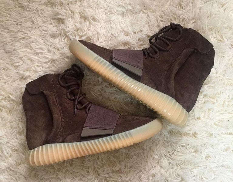 Adidas Yeezy Boost 750 Chocolate Brown by Kanye West l Follow us on  Twitter: https
