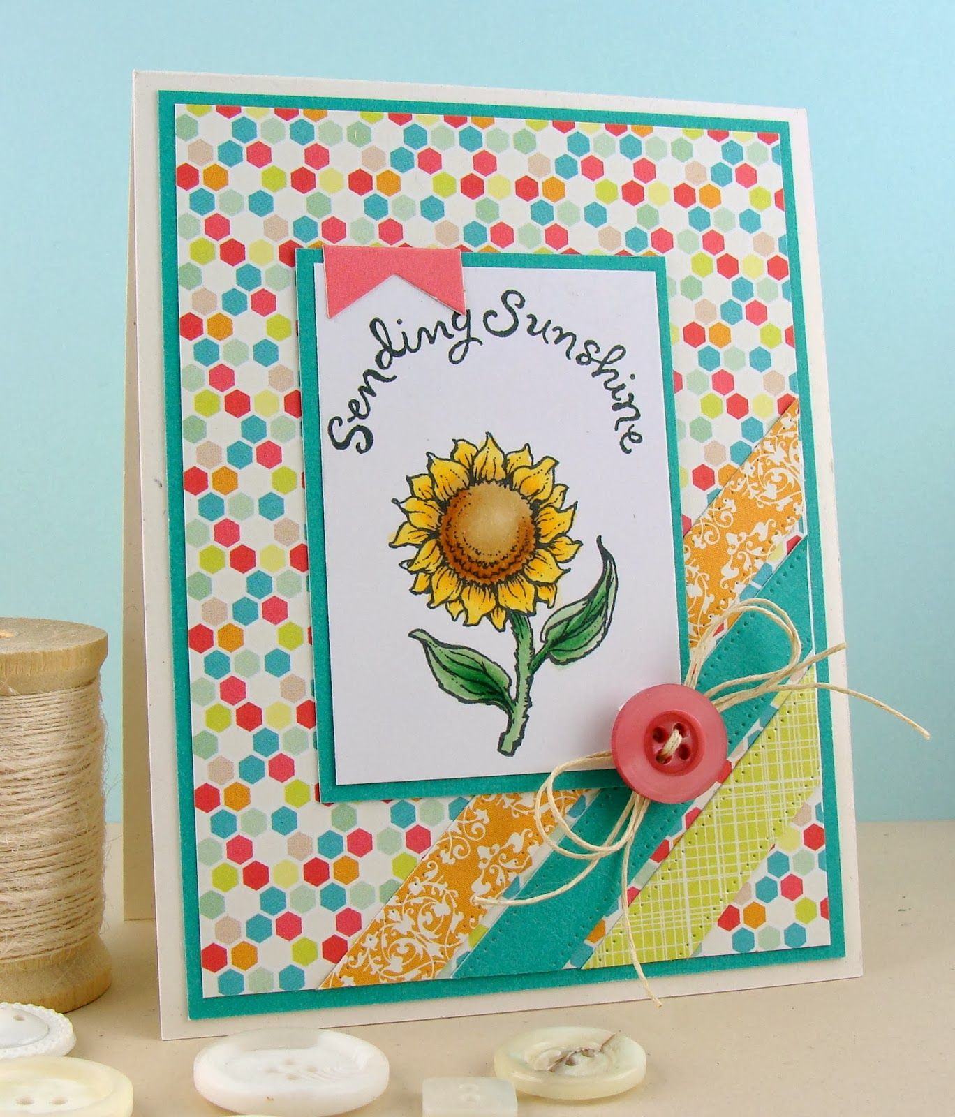 Simply handmade by heather flourishes stamps pinterest