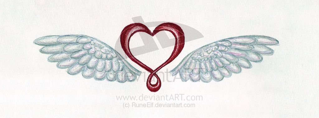 Love Times Infinity Squared By Runeelf On Deviantart Love Time Heart With Wings Tattoo Infinity Tattoos