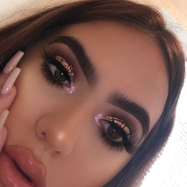 2 974 Vind Ik Leuks 38 Reacties Abby Christopher Abbychristxpher Op Instagram Me Just Gonna Do Natura Natural Makeup Prom Eye Makeup Prom Makeup Looks