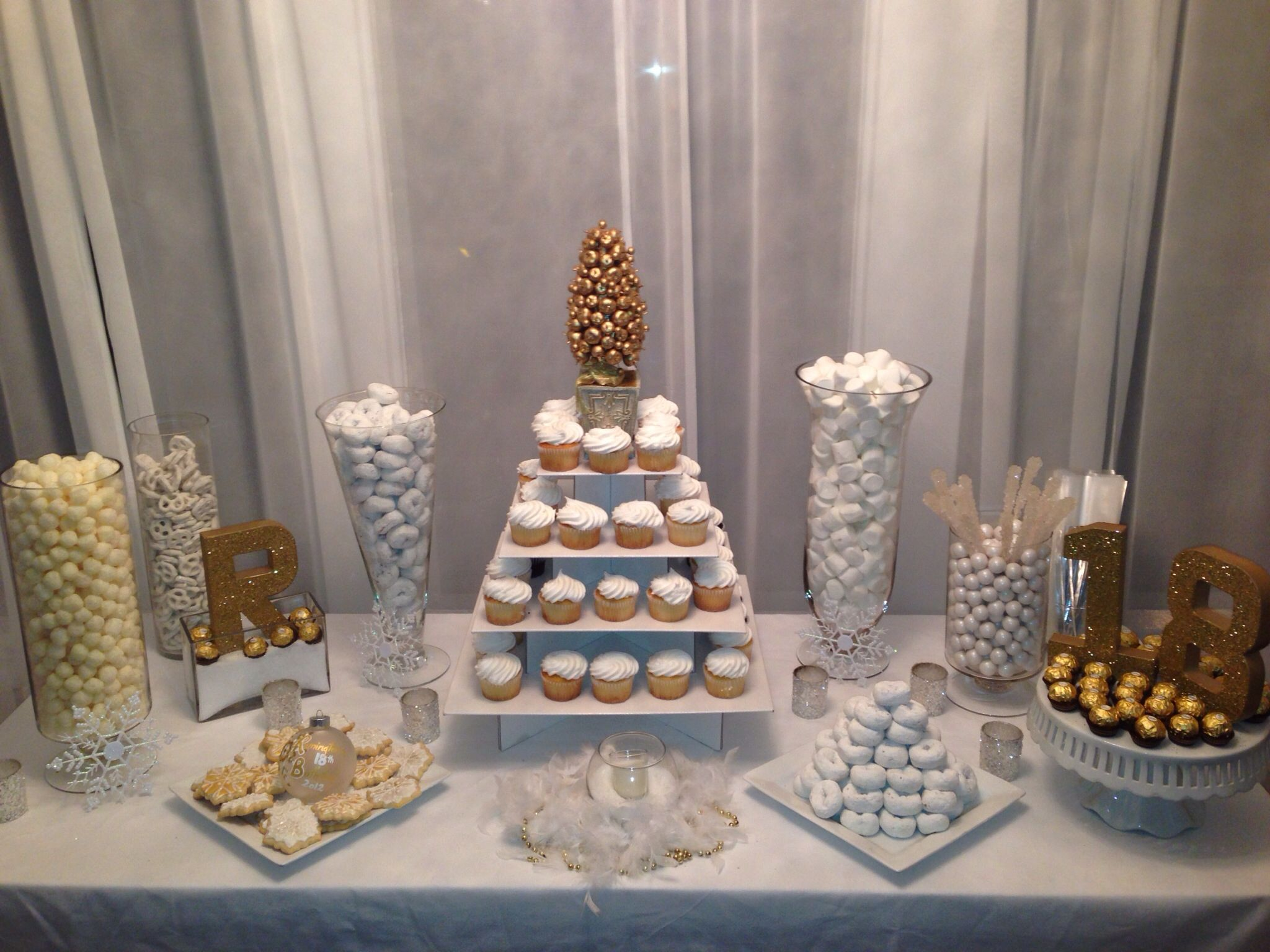 Winter Wonderland Event By Chloe Cook Events Birthday Party For Teens Winter Birthday Parties 16th Birthday Party